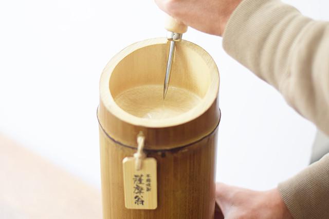 【わかたけ】竹焼酎「薩摩翁」