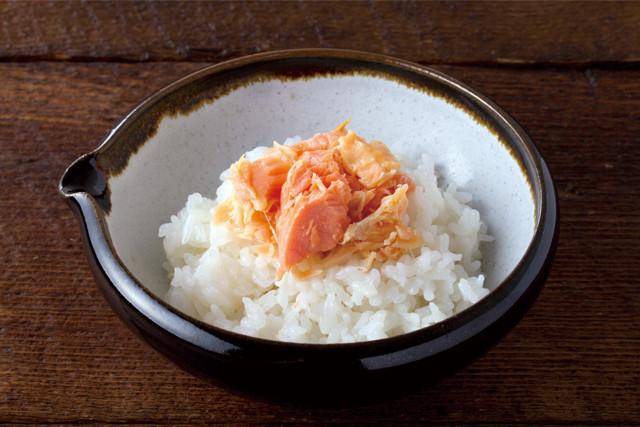【やまぶき】銀鮭焼きほぐし