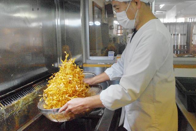 【やまぶき】自然派芋チップ