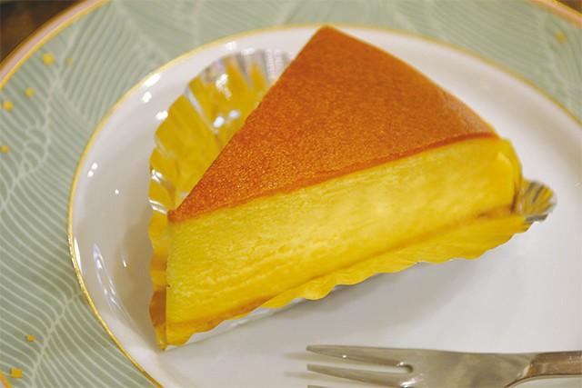 【やまぶき】日本酒とお米のチーズケーキ「八極」