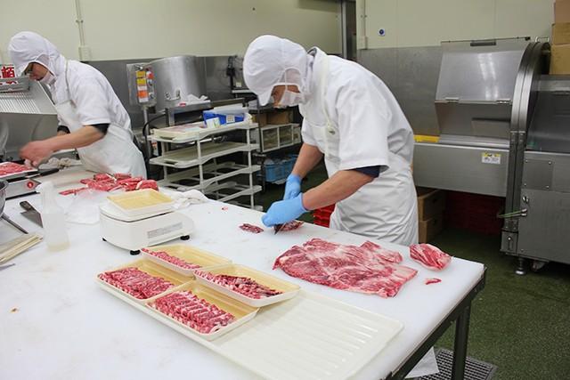 足柄牛焼肉用カルビ