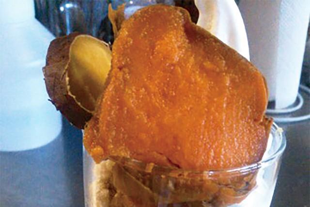 【やまぶき】オレンジのさつまいも「ベニキララ」セット