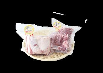 【やまぶき】信州太郎ぽーく ブロック肉セット