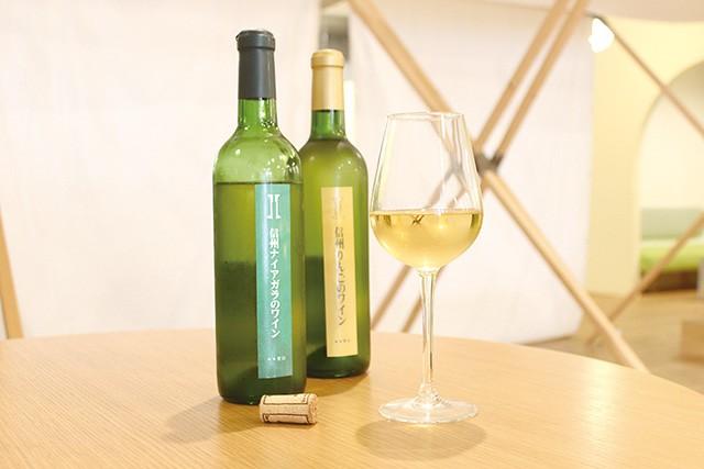 伊那ワイン工房の地元ワインセット