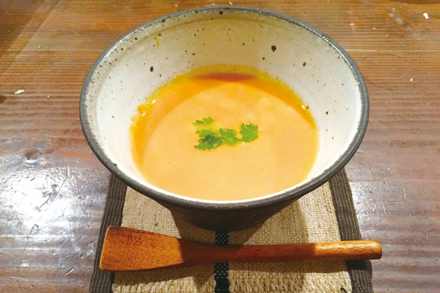 【朝顔】あったか3種のスープセット