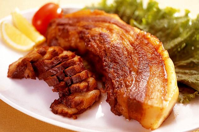 【やまぶき】焼き豚P バラ肉