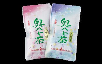 【やまぶき】奥八女茶 煎茶セット