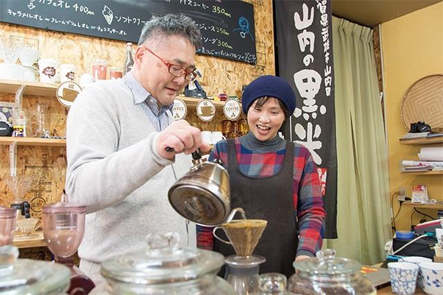 酒屋のオヤジが焙煎するコーヒーギフト