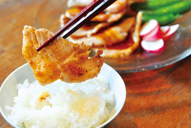 【やまぶき】【香心ポーク】焼肉セット