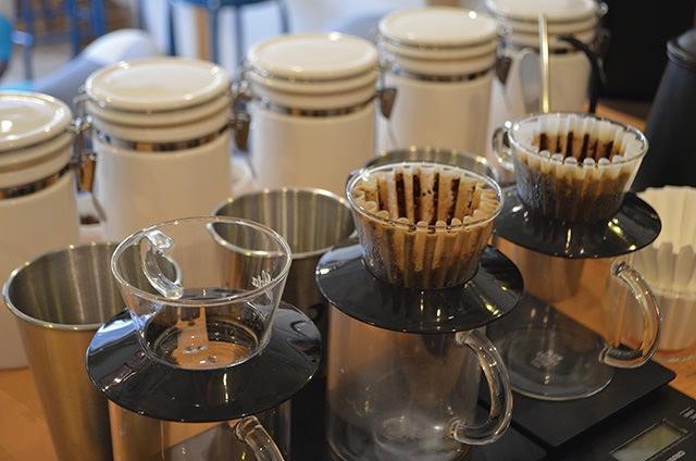 コーヒーとパンナコッタのセットチケット