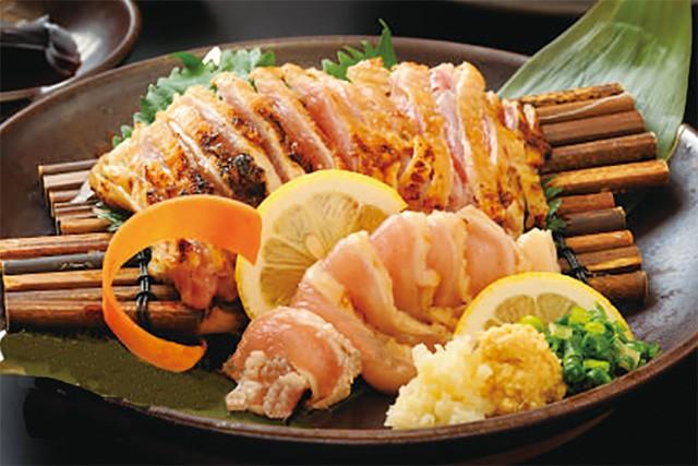 黒さつま鶏 タタキセット
